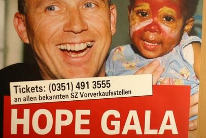 HOPE Gala Dresden 2009 - Poster