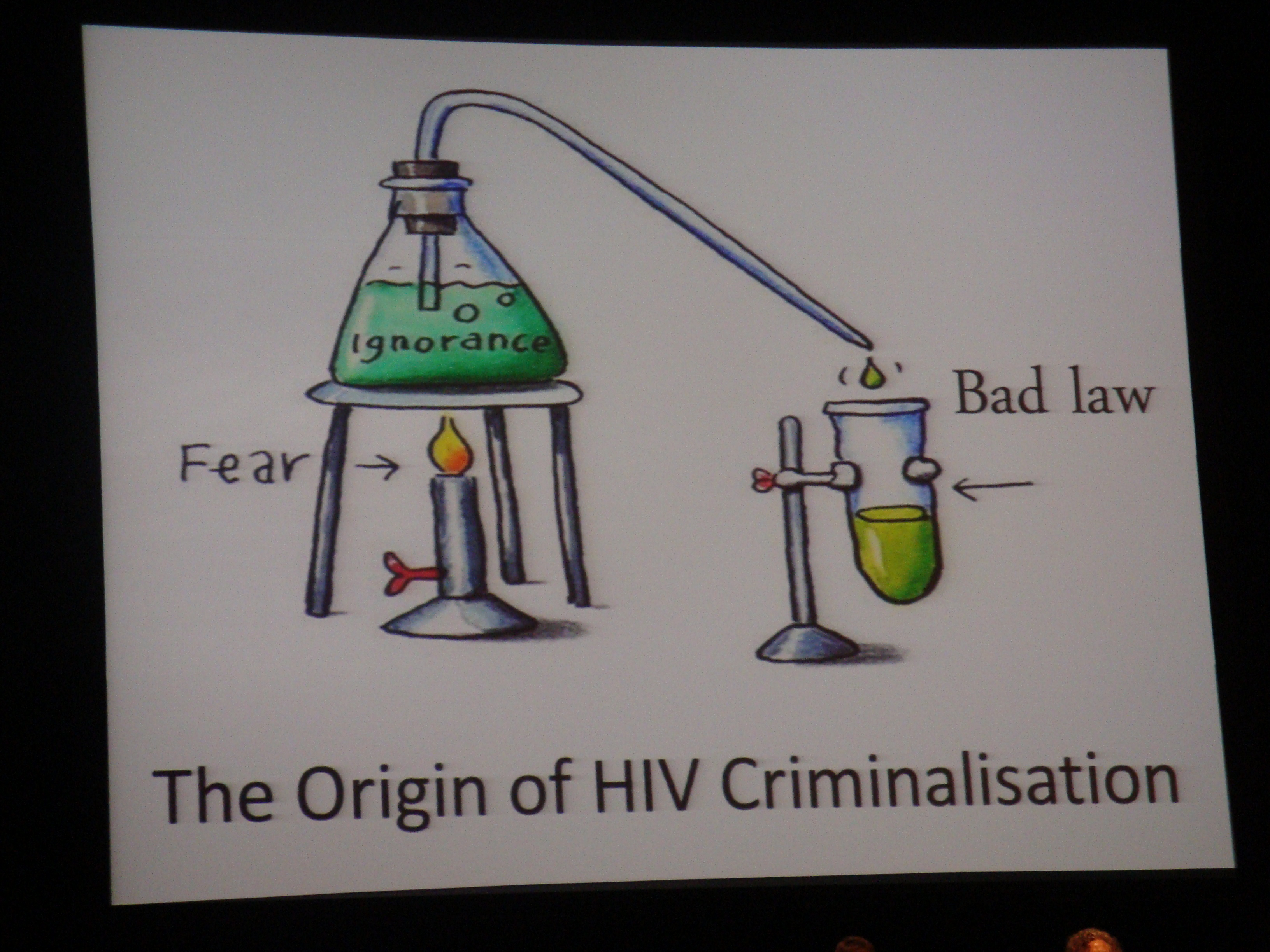 Bad criminal laws...