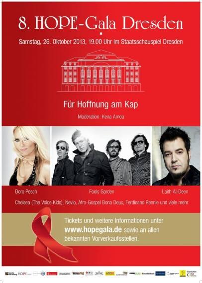 HOPE Gala Dresden 2013