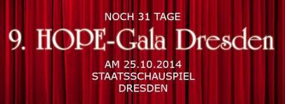 HOPE Gala Dresden