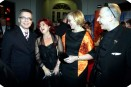 HOPE Gala Dresden with German Minister of Interior