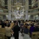 First HOPE Gala in Dresden in the Frauenkirche